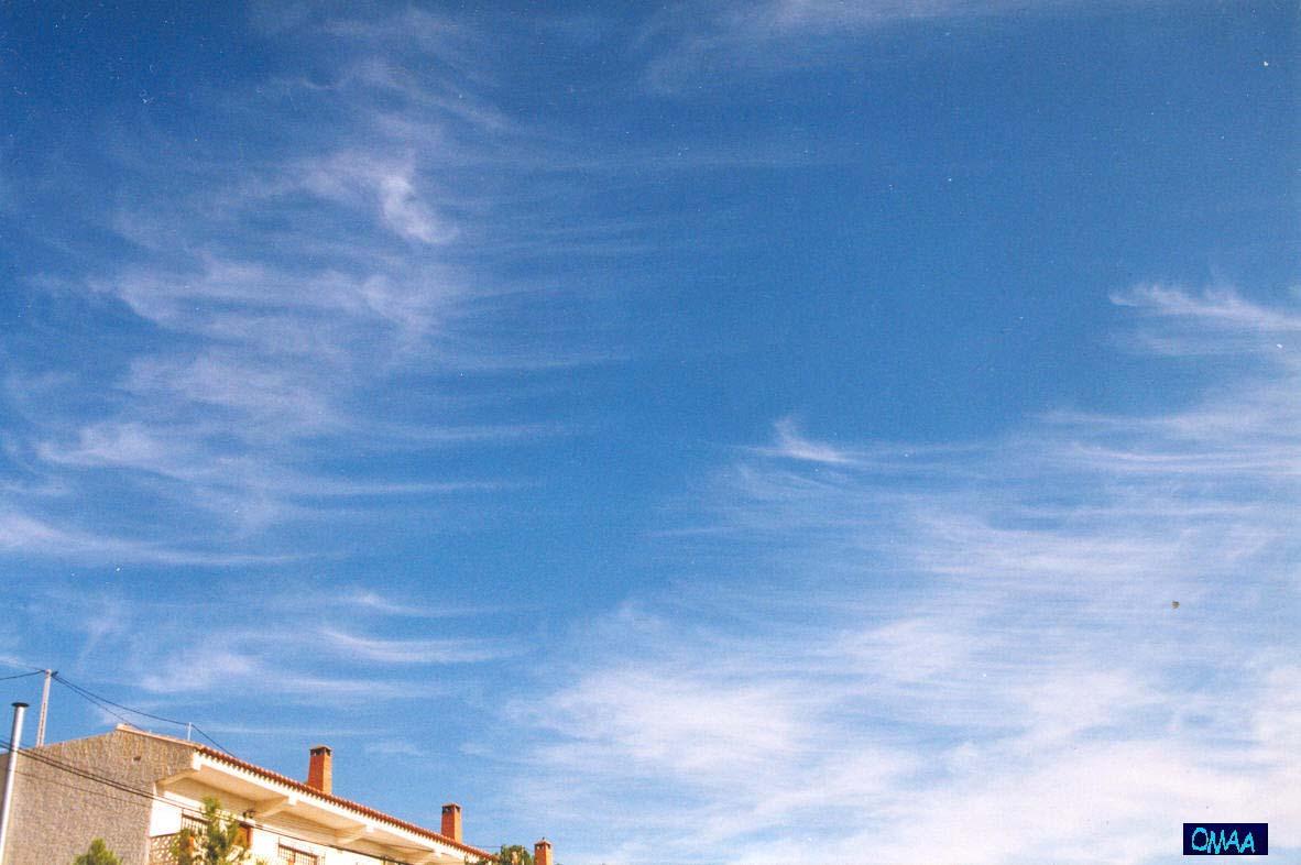 Clasificacin de las nubes
